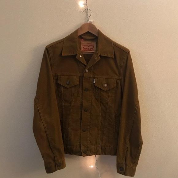 Levi's Corduroy Jacket S
